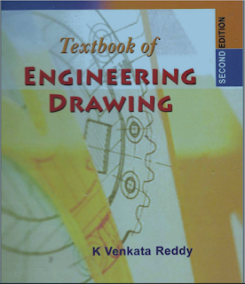 Textbook Of Engineering Drawing - K Venkata Reddy