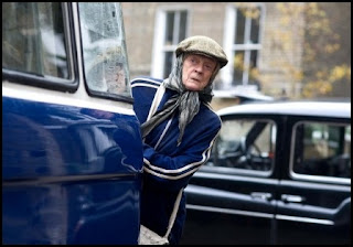 Maggie Smith en The Lady in the Van (2015)