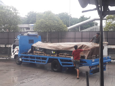 Contoh Surat Nomor Induk Berusaha (NIB) OSS Online Perorangan-Jasa Import LCL cargo