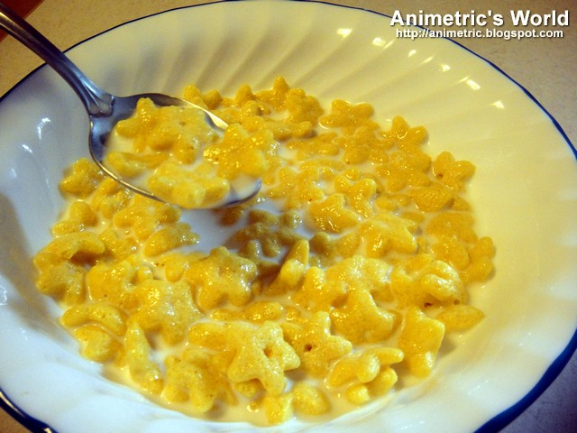 Breakfast time with Nestle Cereals! - Animetric's World