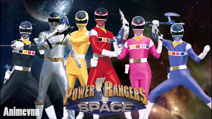 Ảnh trong phim Power Rangers In Space 1