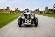 100 Years of Bentley at Salon Privé
