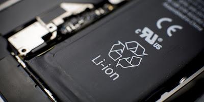 Teknologi Baterai Smartphone Bakal 20 Kali Lebih Tahan Lama