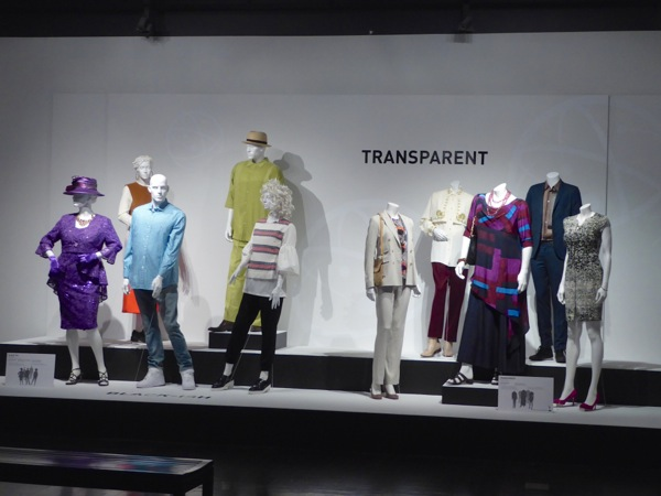 Blackish Transparent TV Costumes FIDM Museum