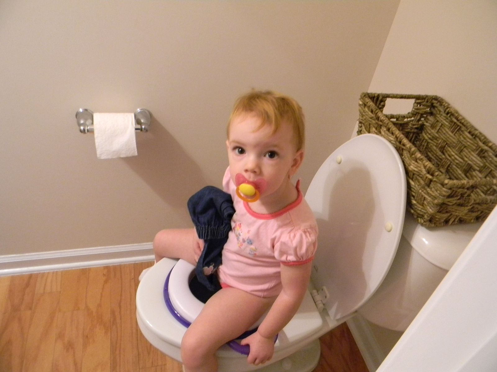 Image Result For At What Age Do You Start Potty Training A Baby