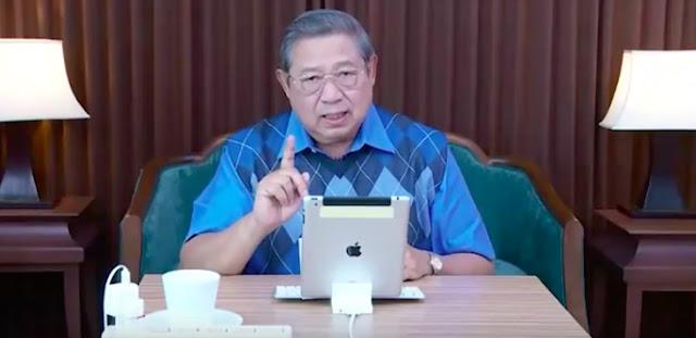 Dinyanyikan Lagu Ani, SBY: Sahabatku Bung Rhoma Irama, Saya Sungguh Terharu