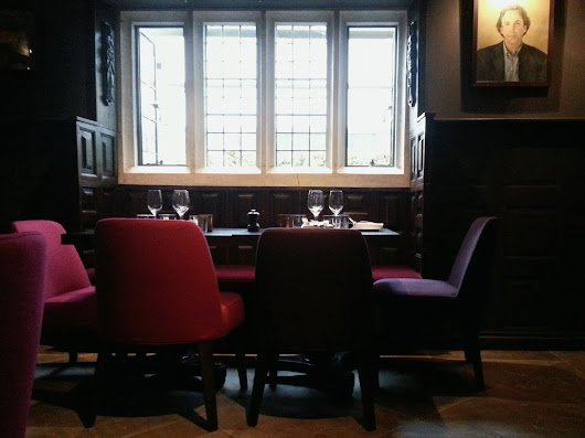 Restaurant Review - The Old Parsonage, Oxford