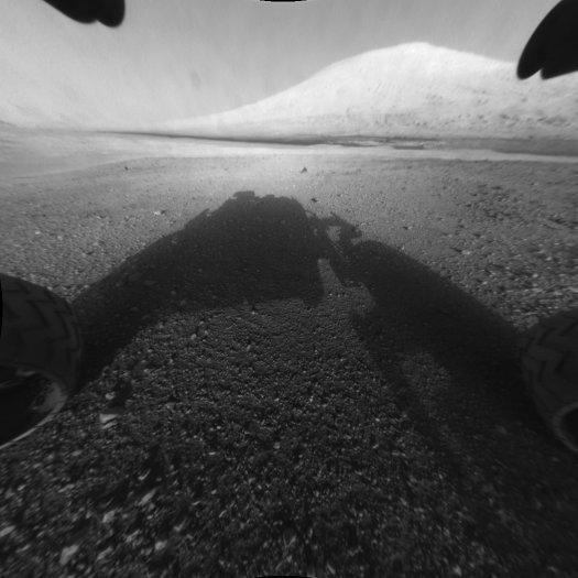 mars rover landing photos - photo #33