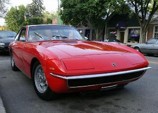 Dream Fantasy Cars-Lamborghini Islero