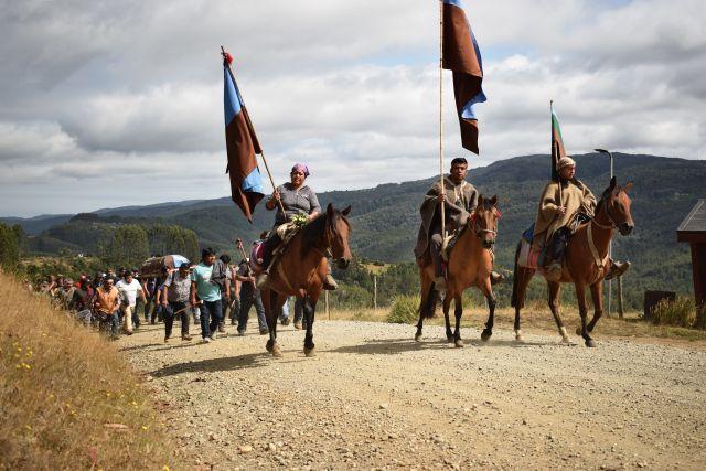Funeral de importante defensor Mapuche-Huilliche se realizó en San Juan de la Costa