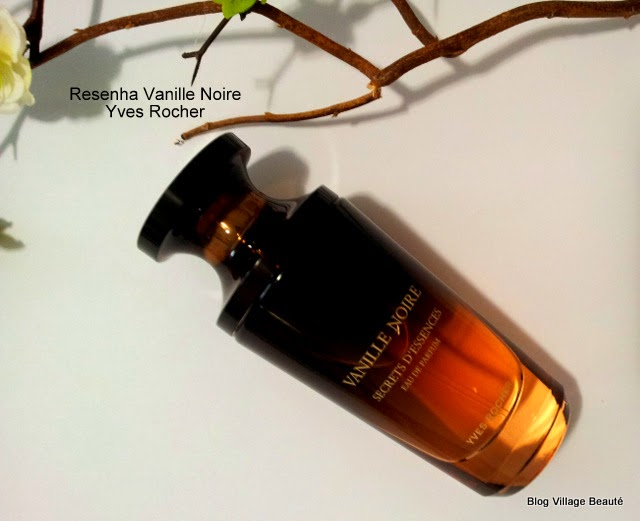 YVES ROCHER VANILLE NOIRE REVIEW