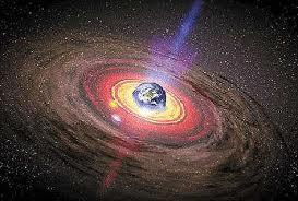 The Red Dice Black Hole On Earth