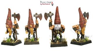 [EN/PL] The thing about the Schratt/Skrat / Rzecz o Skrzatach (Northumbrian Tin Soldier – The Woodsman)