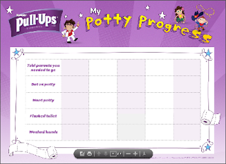 Image: Potty Training Freebies