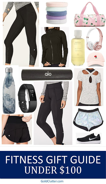 Fitness Gift Guide Under $100