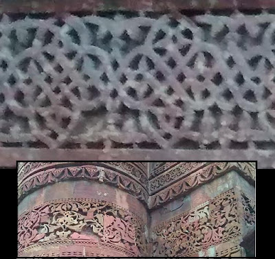 Arabesque patterns