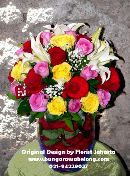 Bunga Ucapan Selamat Atas Pindahan Rumah Baru  Toko Bunga