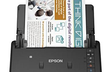 Download Epson WorkForce ES-500W Drivers
