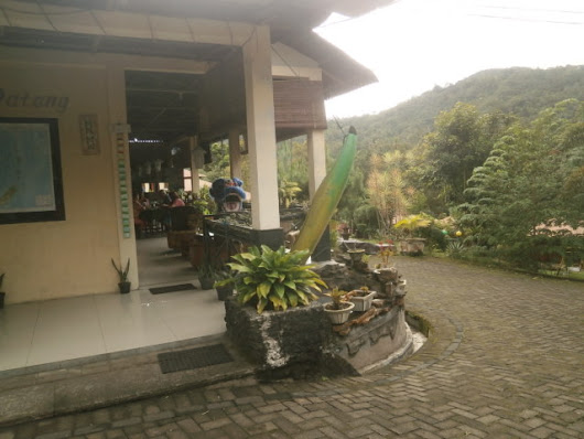 mountain view resort and spa tomohon