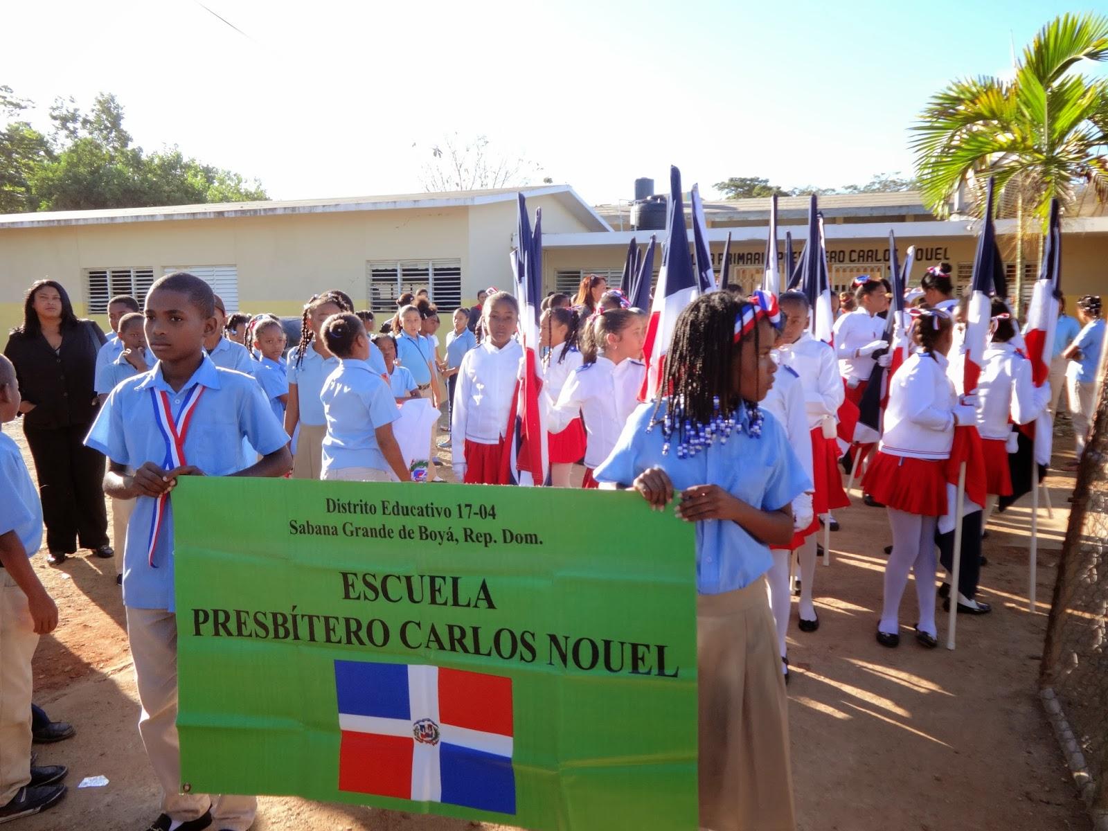 Escuela Presbitero Carlos Nouel