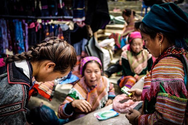 Bac Ha Market - Upland Travel Experience 3