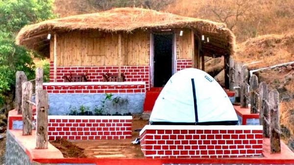 bamboo house panshet