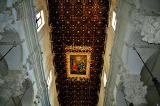 chiesa, volta, monumento