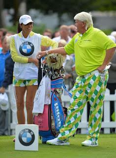 Chi John Daly Wears Spongebob Squarepants Pant
