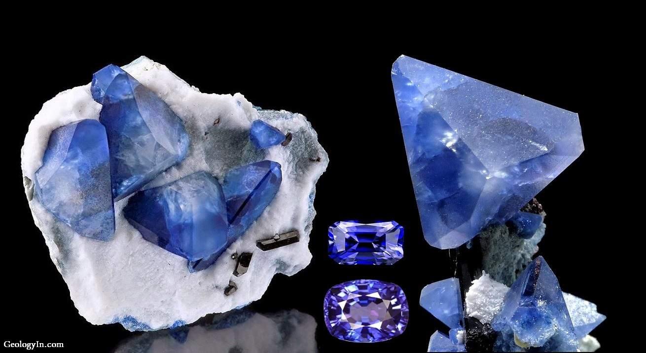 Benitoite The Rarest Gemstone Found Only In California