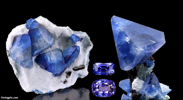 Benitoite: The Rarest Gemstone Found Only in California