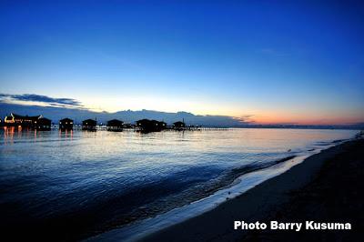 Pulau Maratua - Derawan Tempat Wisata Favourite Turis Asing setelah Raja Ampat
