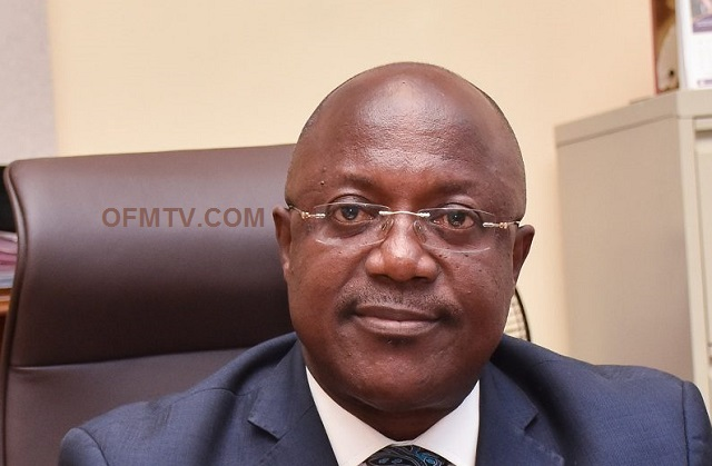 Prof. Kenneth Agyeman Attafuah - Executive Secretary of the National Identification Authority (NIA)