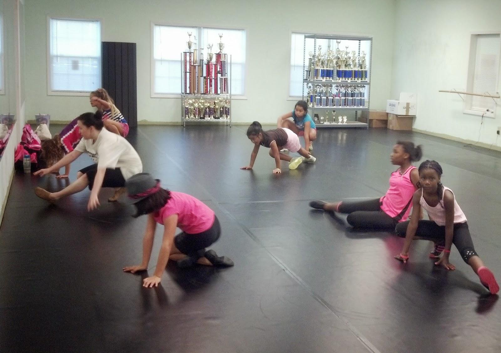 Dancers Unite: Hip Hop Classes Plaza Midwood Children