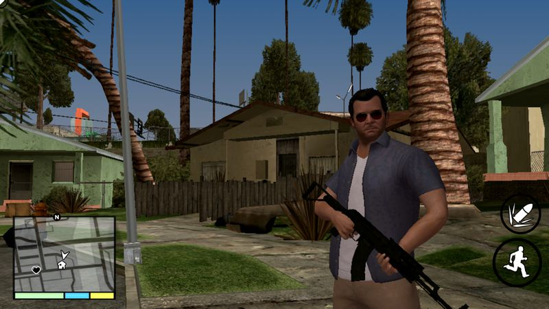 how to play gta san andreas without downloading