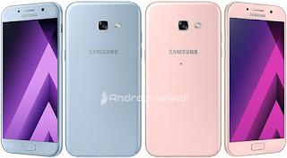 Samsung Galaxy A5 [2017] Harga dan Spesifikasi Lengkap Disini!!