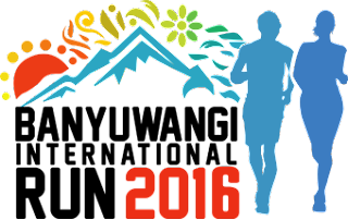 Banyuwangi International run 2016.