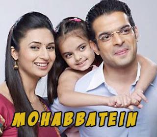Mohabbatein Episode 161