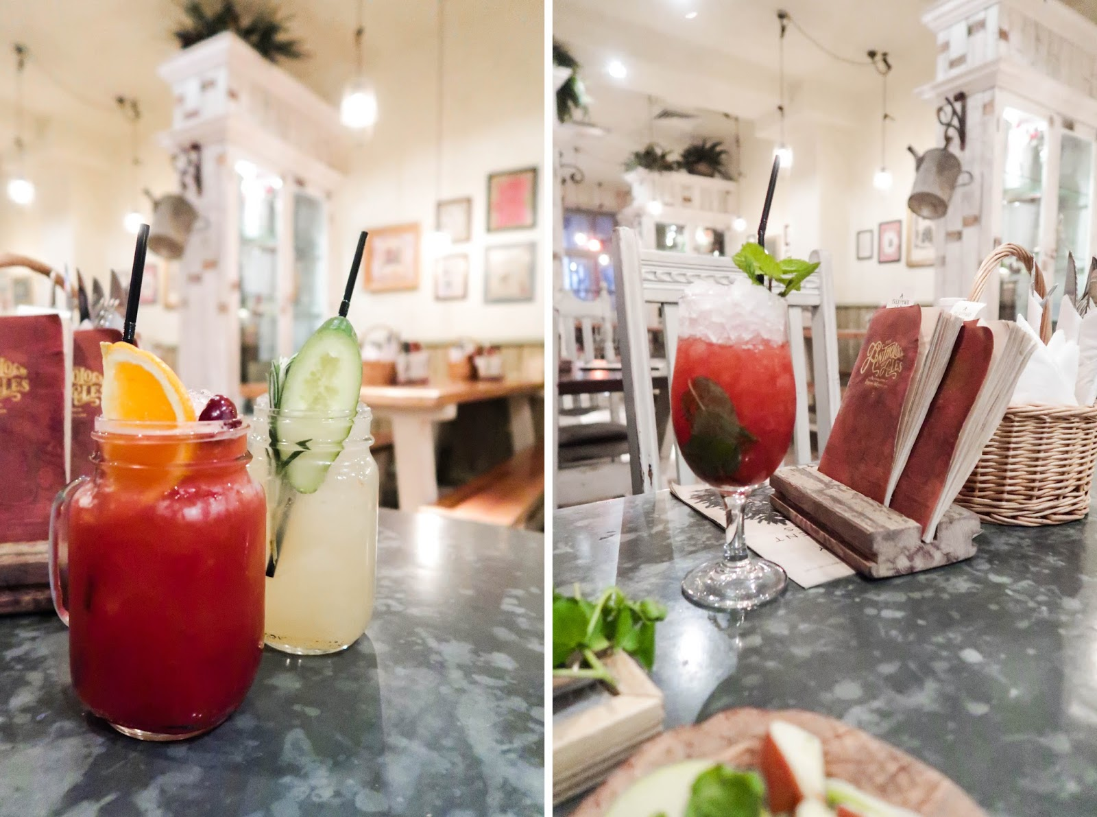 The Botanist Birmingham Review