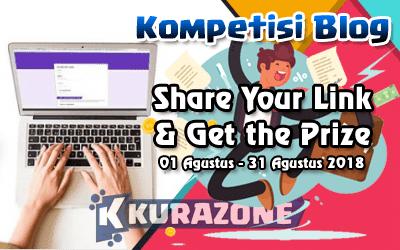 Kompetisi Blog - Share Your Link & Get the Prize Edisi Seputar Kosmetik Berhadiah Uang Tunai