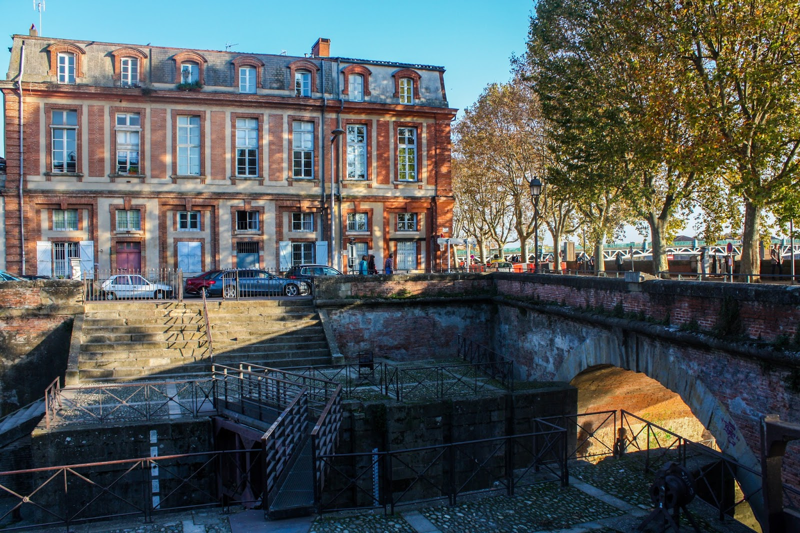 toulouse canal de brienne