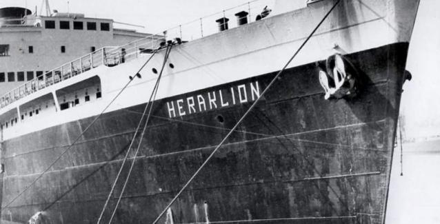 Σαν σήμερα το 1966 σημειώνεται το τραγικό ναυάγιο του «Ηράκλειον» στη Φαλκονέρα