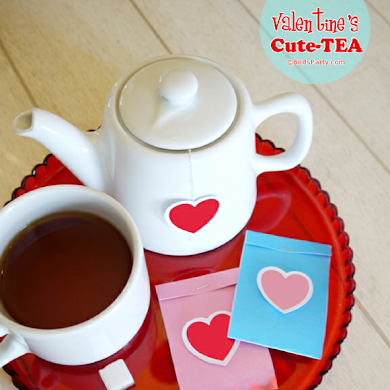 FREEBIES Printables pour La Saint Valentin