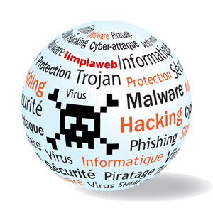 ¿Cómo saber si mi sitio web esta infectado con virus?