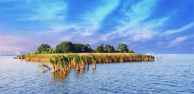 Insula Ovidiu, insula poetului Publius Ovidius Naso
