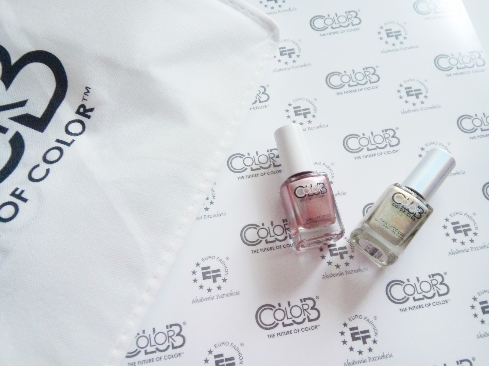 lakier color club 1091,1088 nail lacquer