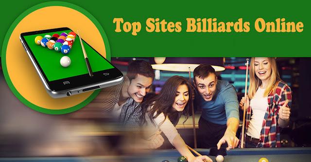 Top Sites Billiards Online