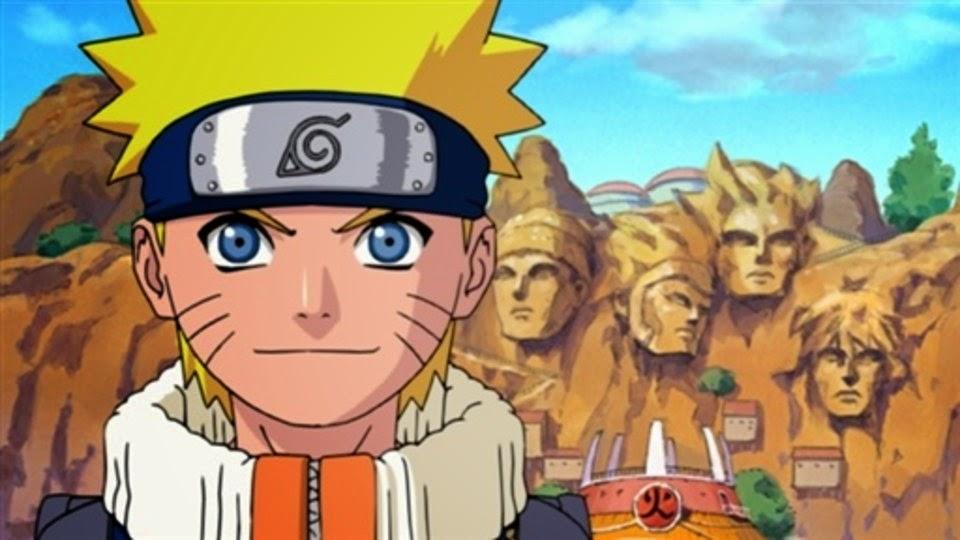 Naruto se va a entrenar con Jiraiya