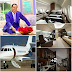 Christ Embassy Pastor Chris Oyakhilome's church members gifts him private jet (photos)