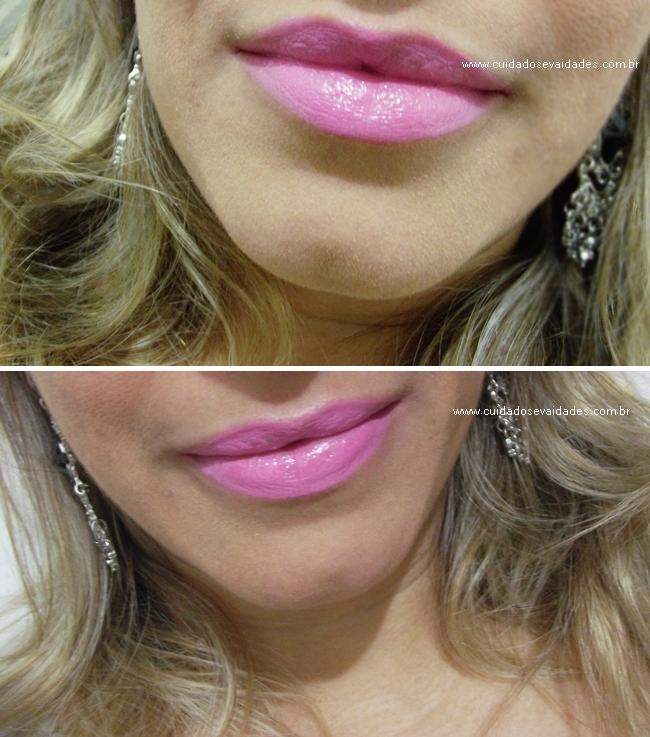 Batom rosa mac, Lady Gaga