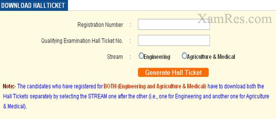 ou pgcet 2012 hall ticket